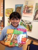 Lalitah and Fauna Park Tales Books